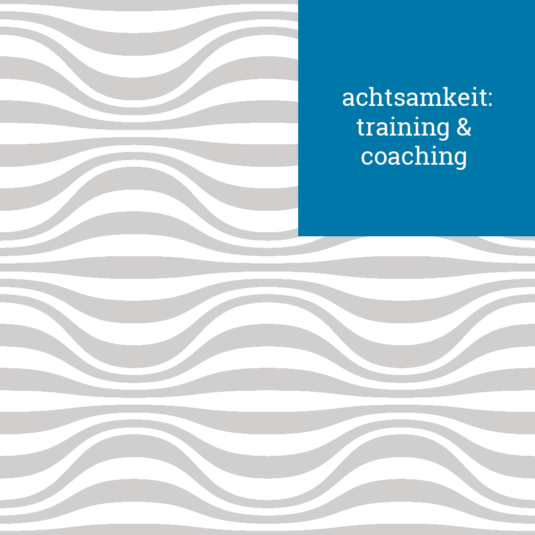 achtsamkeit training & coaching